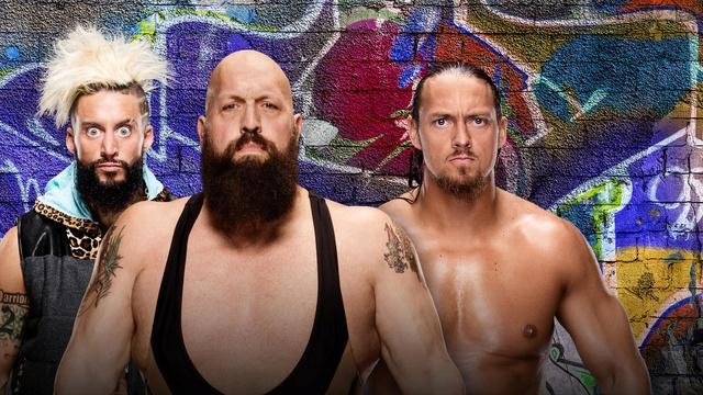 WWE Summerslam du 20/08/2017 20170816