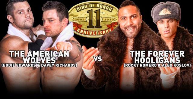 ROH 11th Anniversary du 02/03/2013 55008111