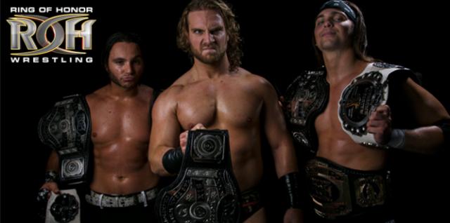 [Compétition] Changement de titres à la ROH 6-man-10