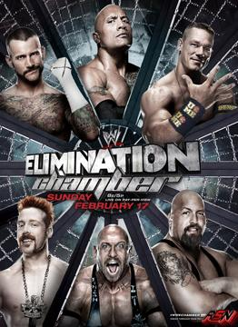 WWE Elimination Chamber du 17/02/2013 6207e010