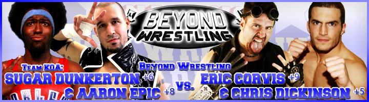 National Pro Wrestling Day du 2/02/2013 Beyond10