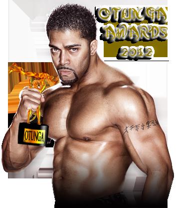 Otunga Awards 2012 Davi10