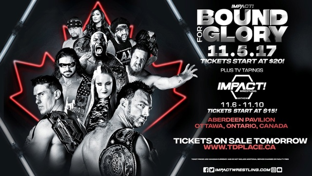 Impact Bound For Glory du 5/11/2017 Dk2a3w12