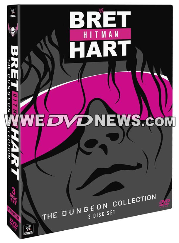 "[Divers] Contenu du DVD Bret ""Hit Man"" Hart: The Dungeon Collection Dvd-lg10"
