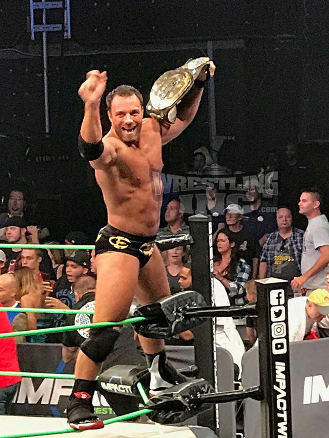 [Spoilers] Nouveau champion à la GFW ! Eli-dr10