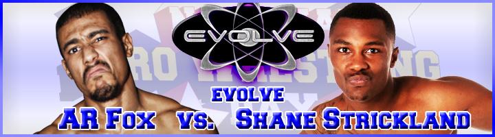 National Pro Wrestling Day du 2/02/2013 Evolve10
