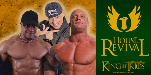 [Compétition] Le CHIKARA King Of Trios 2017 prend forme ! Houser11