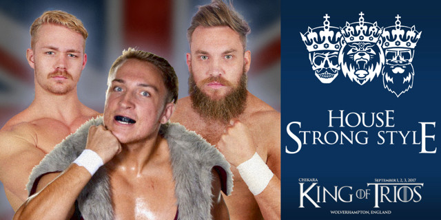 [Compétition] Le CHIKARA King Of Trios 2017 prend forme ! Houses12