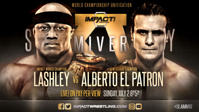 Impact Wrestling Slammiversary du 2/07/2017 Image110