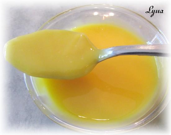 Congélation des jaunes d'oeufs Jaunes10