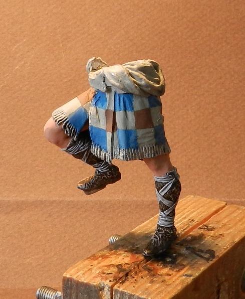 Farquharson highlander 12ème siècle 00129