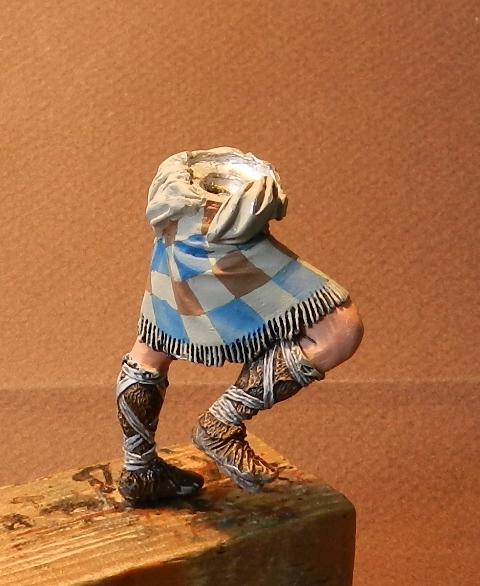 Farquharson highlander 12ème siècle 00327
