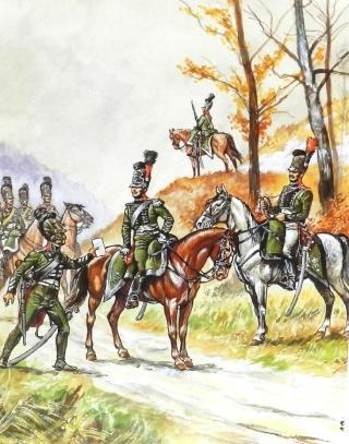 6 Septembre 1812: veille de la Moskova 00414
