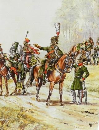 6 Septembre 1812: veille de la Moskova 00515