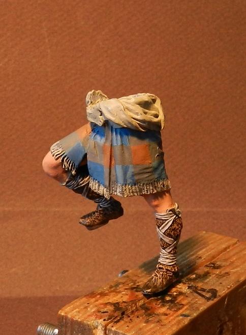 Farquharson highlander 12ème siècle 00621