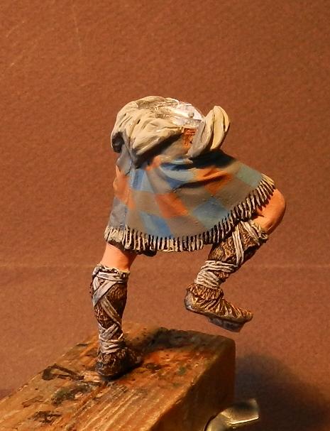 Farquharson highlander 12ème siècle 00721