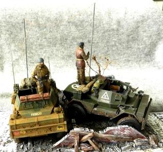 Les rats du désert en Allemagne, 1945 00914