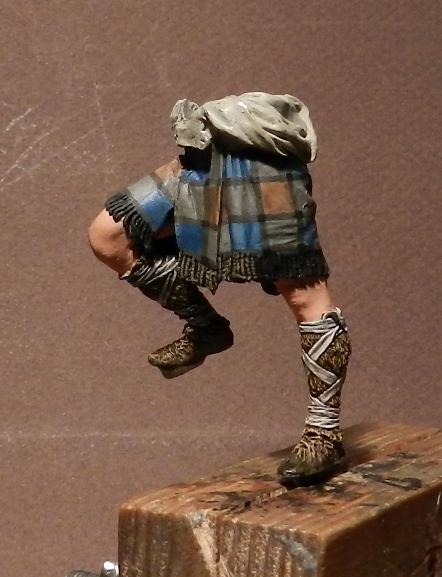 Farquharson highlander 12ème siècle 01019