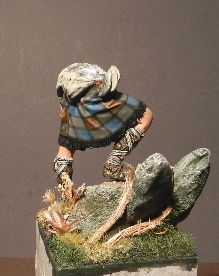 Farquharson highlander 12ème siècle 01213