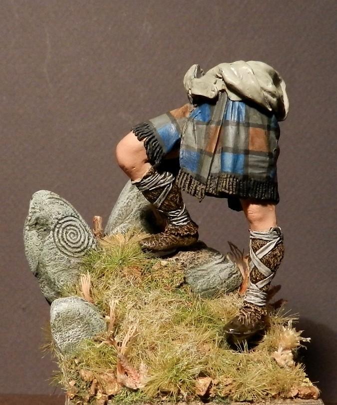 Farquharson highlander 12ème siècle 01411