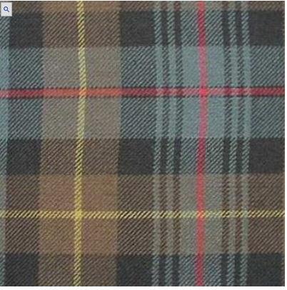 Farquharson highlander 12ème siècle A411