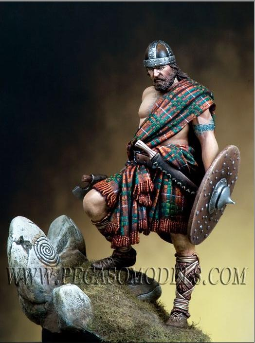 Farquharson highlander 12ème siècle A610