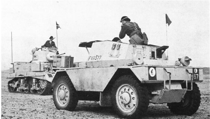 Les rats du désert en Allemagne, 1945 Aa10