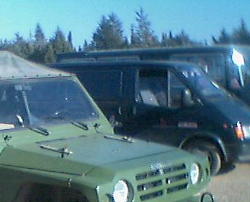 Photos véhicules & servitudes des FRA Fourgo11