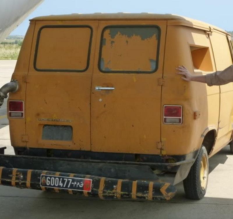 Photos véhicules & servitudes des FRA Fourgo15
