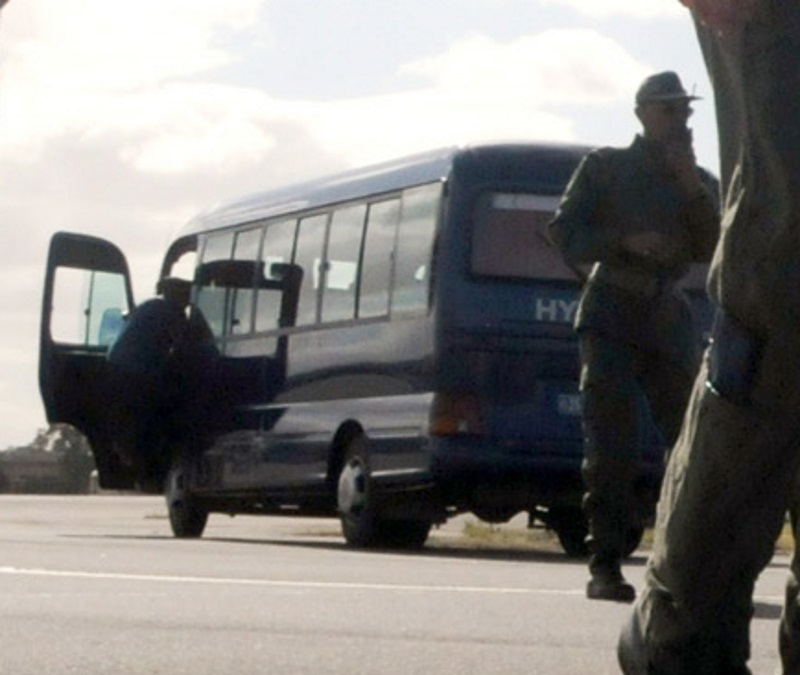 Photos véhicules & servitudes des FRA Fourgo19