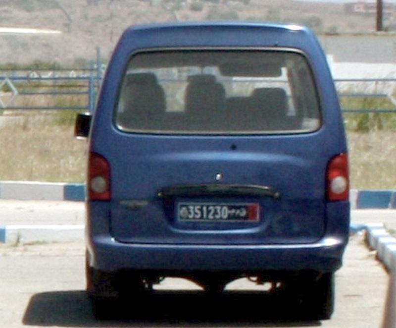 Photos véhicules & servitudes des FRA Fourgo20