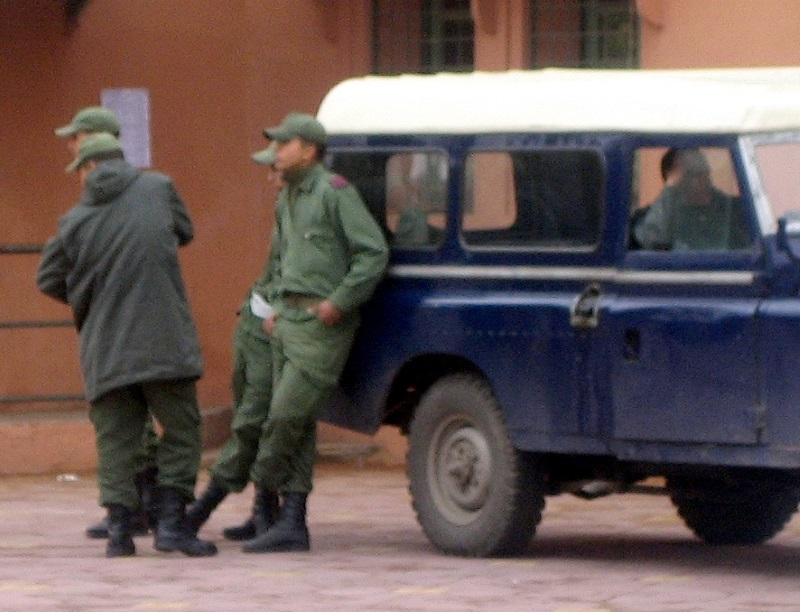 Photos véhicules & servitudes des FRA Jeep_l12