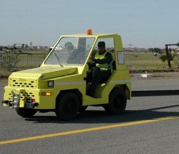 Photos véhicules & servitudes des FRA Tracte15