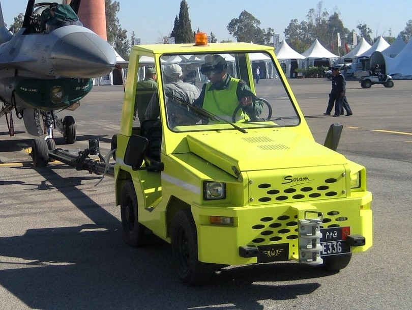 Photos véhicules & servitudes des FRA Tracte16