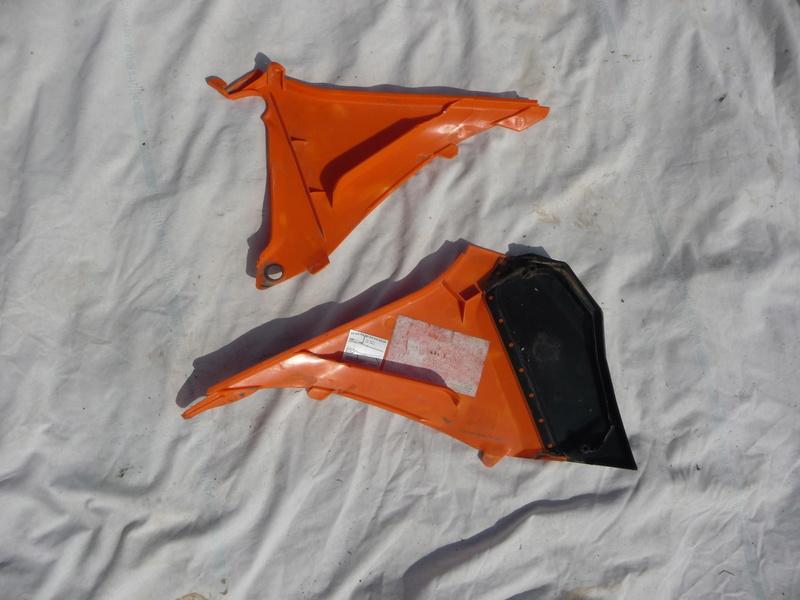 plastiques ktm  P1070012