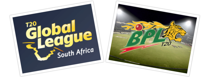 BPL vs T20 Global League clash - Which league will foreigners prefer? Collag10