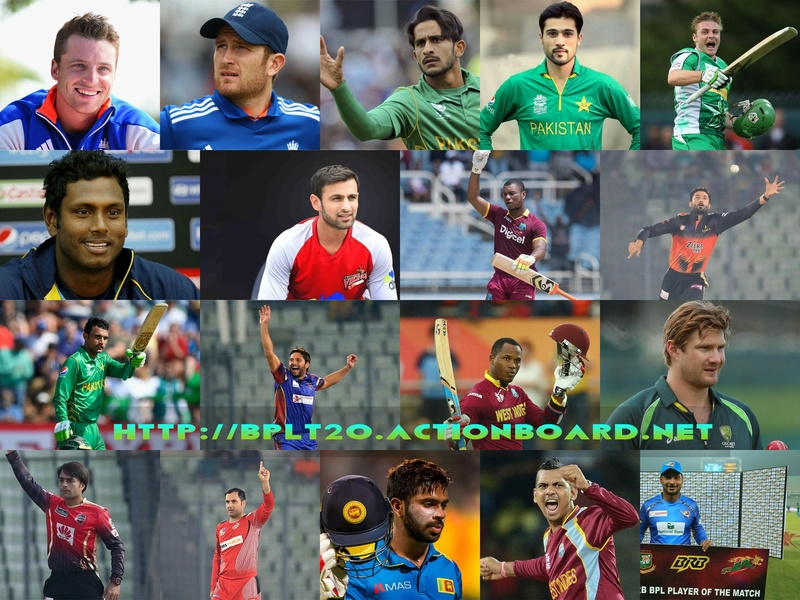 BPL vs T20 Global League clash - Which league will foreigners prefer? Collag13