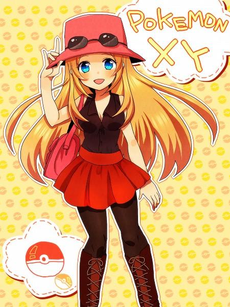 Pokémon X et Y Female10