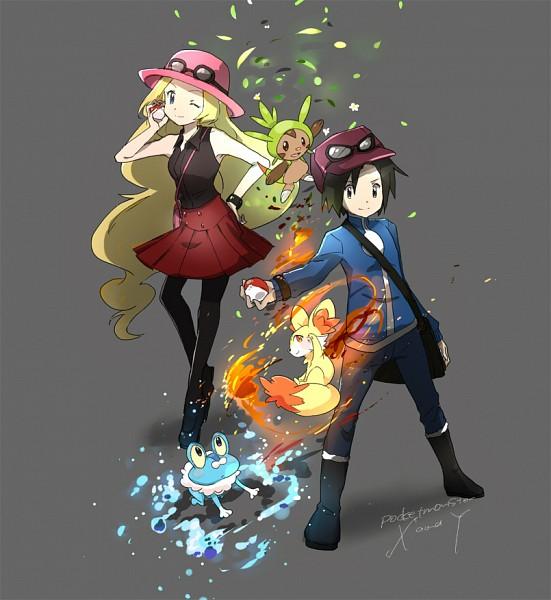 Pokémon X et Y Pokamo11