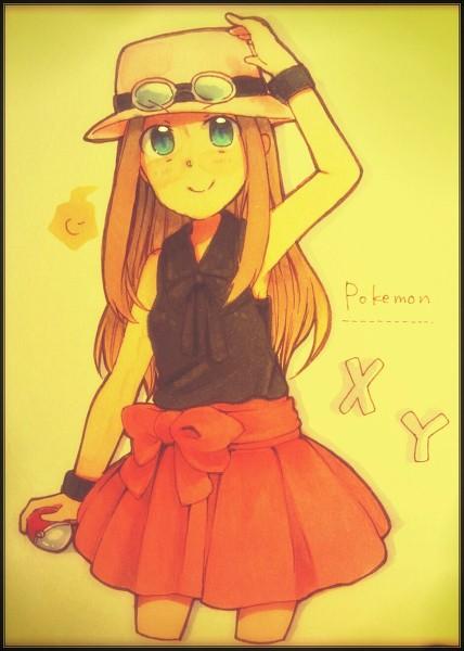 Pokémon X et Y Tumblr12