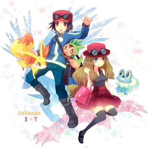Pokémon X et Y Tumblr14