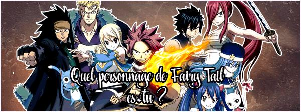 Quel personnage de Fairy Tail es-tu ? Quel-p10