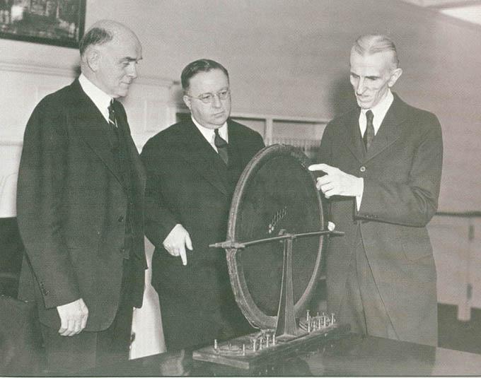 Nikola Tesla  193810