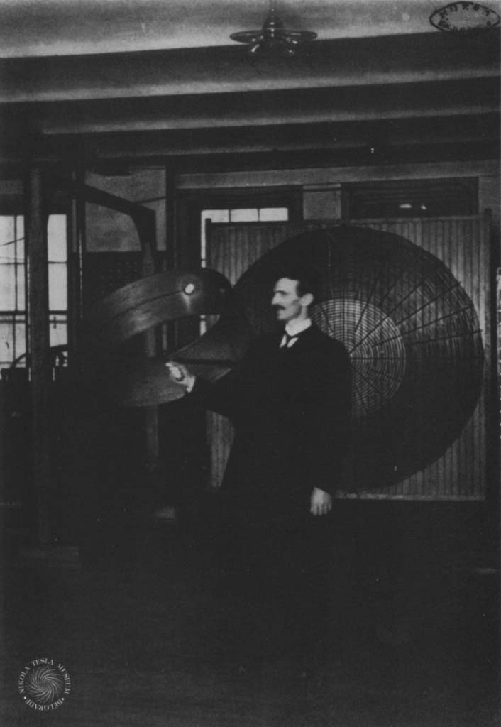 Nikola Tesla  Nikola11