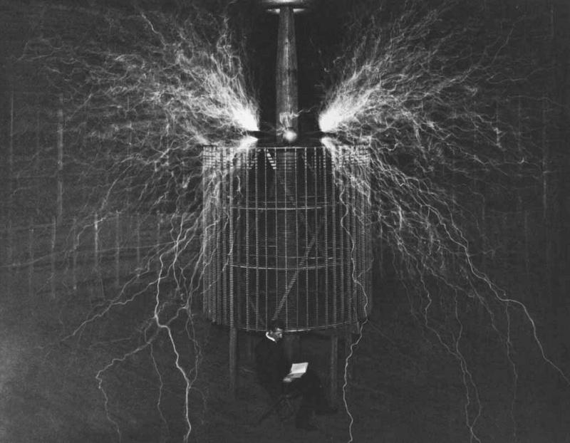 Nikola Tesla  Nikola14
