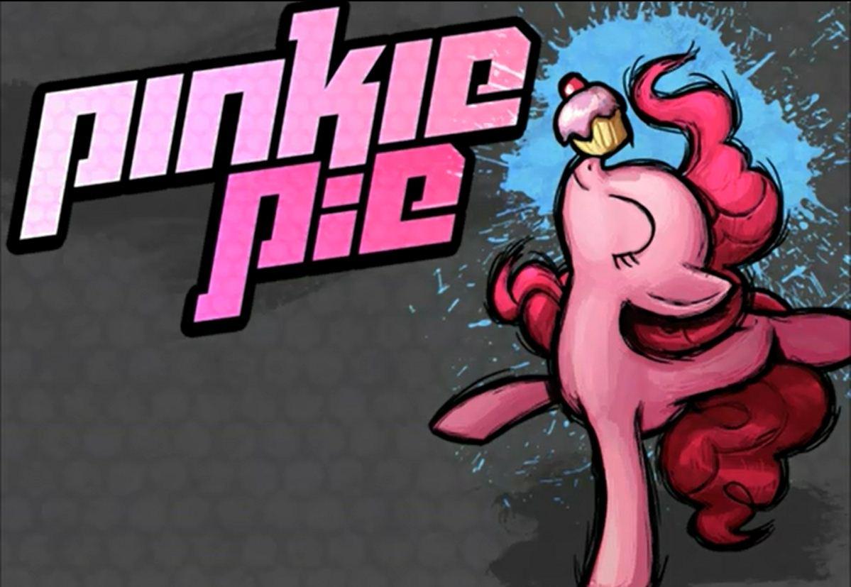 MLP Fighting is Magic: Un nouveau FanGame développé par Mane6 Pinkie10