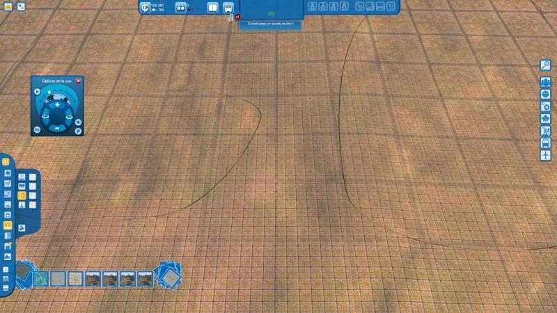 """Comment réaliser des lignes étroites avec les """"textures de places"""" Gamesc34"""