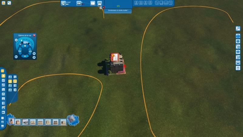 """Comment réaliser des lignes étroites avec les """"textures de places"""" Gamesc37"""
