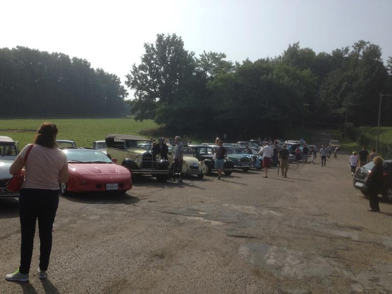 7ème rassemblement et bourse d'échanges pour les véhicules anciens de Jouarre Img_0812