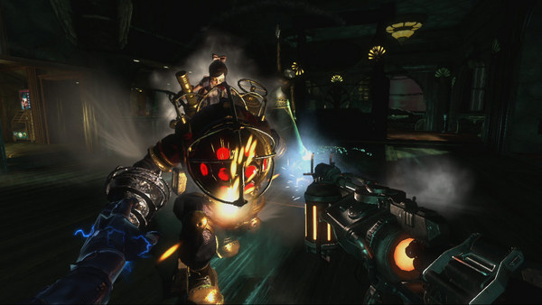 BioShock 2 Ss_b8010